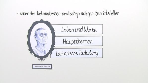 Hermann Hesse – Leben und Werk