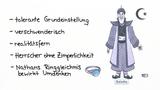 """""""Nathan der Weise"""" – Personenkonstellation (Lessing)"""