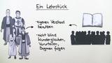 """""""Nathan der Weise"""" – Interpretationsansatz und Rezeptionsgeschichte (Lessing)"""