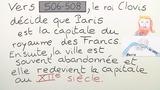 Französische Geschichte bis 1804