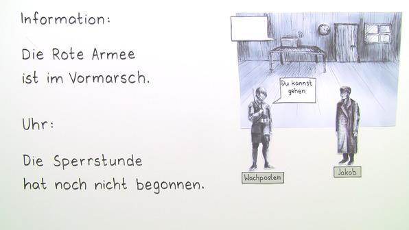 """Jakob der Lügner"" – Inhaltsangabe (Becker)"