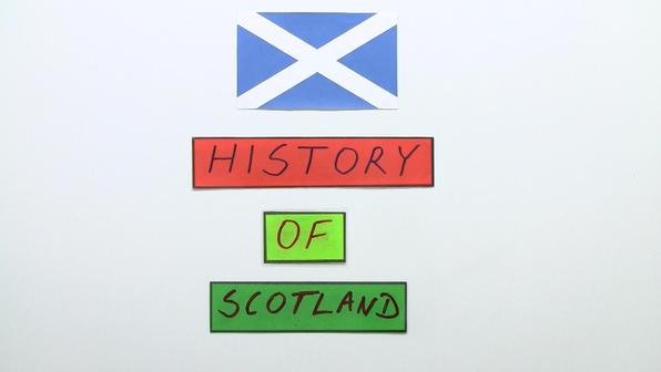 The uk scotland history