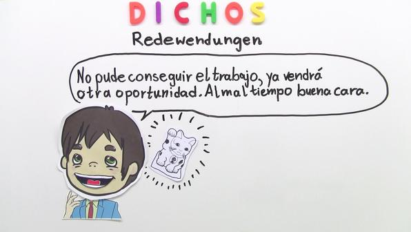 Spanische Redewendungen
