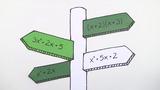 Lösungswege für quadratische Gleichungen