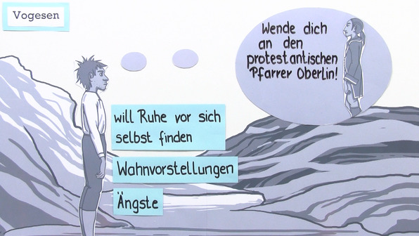"""Lenz"" – Inhaltsangabe (Büchner)"