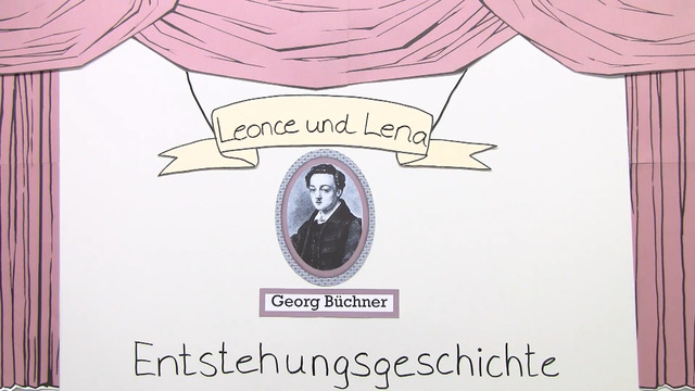 """""""Leonce und Lena"""" – Entstehungsgeschichte (Büchner)"""