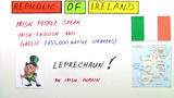 Ireland: Regions, Cities and Sights