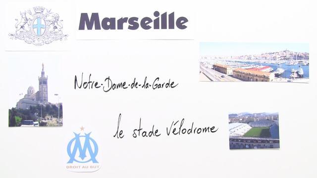 Hafenstadt Marseille