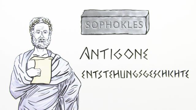 """""""Antigone"""" – Entstehungsgeschichte (Sophokles)"""