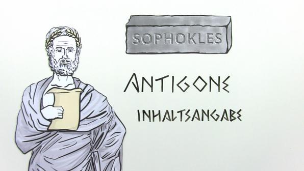 """""""Antigone"""" – Inhaltsangabe (Sophokles)"""