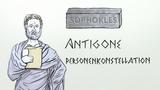"""Antigone "" – Personenkonstellation (Sophokles)"