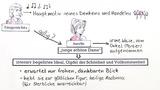 """""""Aus dem Leben eines Taugenichts"""" – Personenkonstellation (Eichendorff)"""