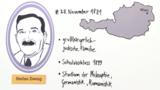 Stefan Zweig – Leben und Werk