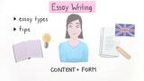 Essay Writing – Welche Typen gibt es?
