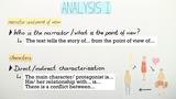 Text Analysis – Checkliste