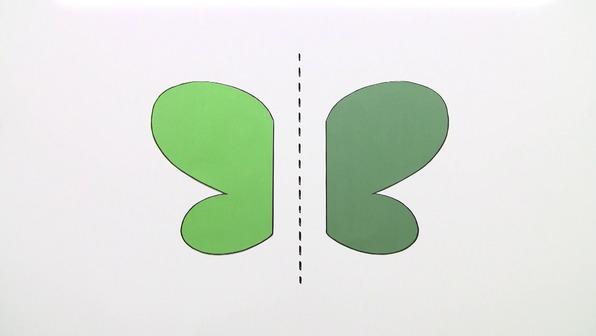 Achsen- und Punktspiegelung – Einführung
