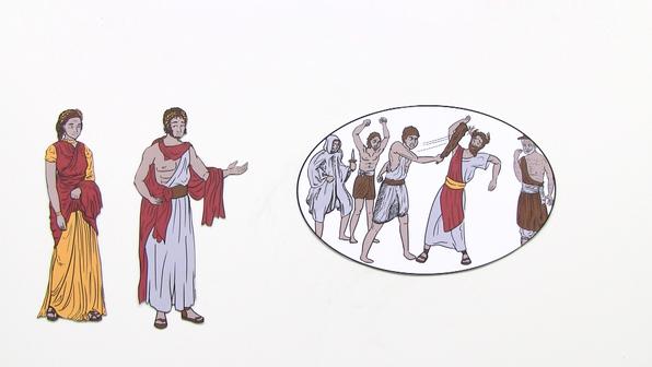 """König Ödipus"" – Inhaltsangabe (Sophokles)"