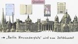 """""""Berlin Alexanderplatz"""" – Entstehungsgeschichte (Döblin)"""