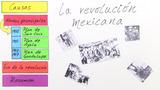 México: La revolución mexicana