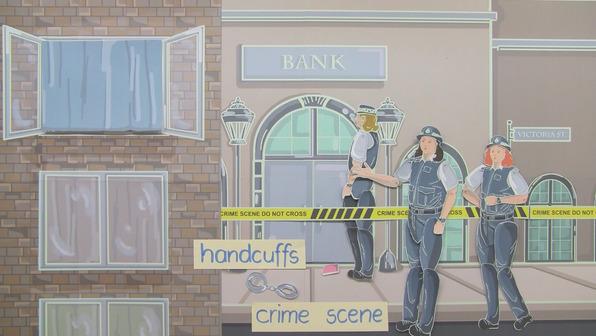 Crime – Vokabeln zu Verbrechen und Kriminalität
