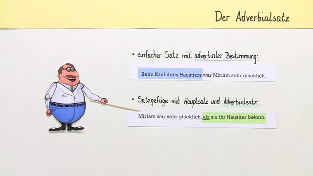 Adverbialsätze