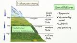 Temperatur als abiotischer Faktor – Anpassung der Pflanzen
