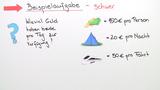 Lineare Ungleichungen mit Äquivalenzumformungen lösen – Übung