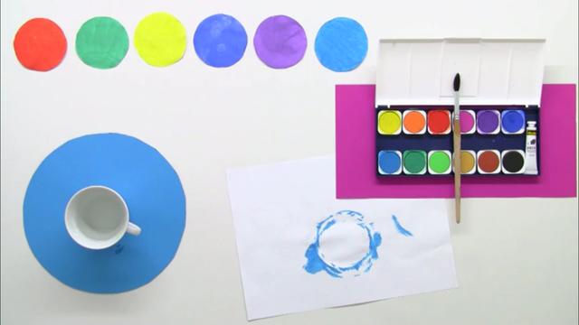 Subtraktive Farbmischung