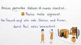 Finale Adverbialsätze (Übungsvideo)