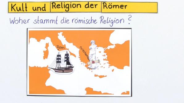 Kult und Religion der Römer
