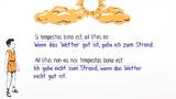 Verneinte Konditionalsätze (nisi, si non, sin)