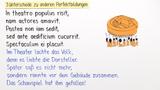 v-Perfekt – Konjugation und Beispiele