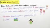 Reflexive Verben - Übungsvideo