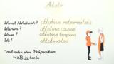 Was ist ein Ablativ?