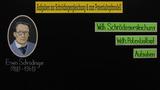 Schrödingergleichung und Potentialtopfmodell (Übungsvideo)