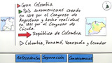La separación de Panamá de Colombia