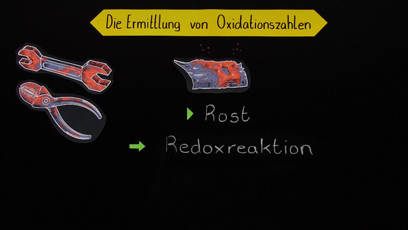 Wie bestimmt man Oxidationszahlen?