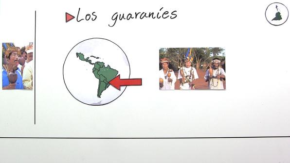 15632 los guaranies
