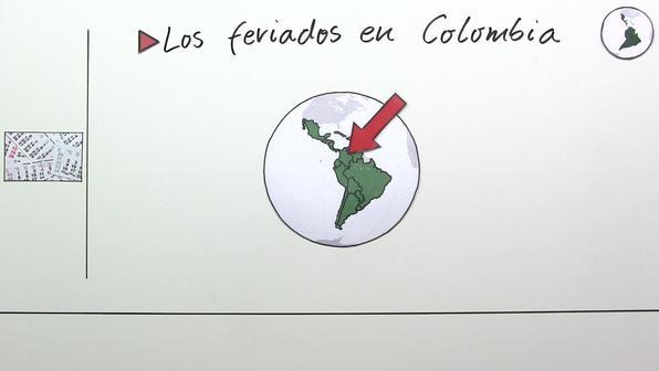 Feriados en Colombia