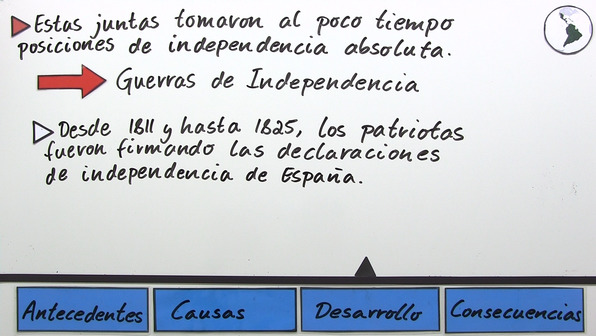 Independencia de Hispanoamérica