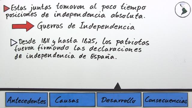 Independencia de Hispanoamérica