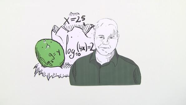 Logarithmusgleichungen lösen