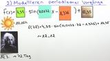 Periodische Vorgänge modellieren