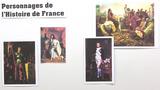 Historische Persönlichkeiten – les personnages de l'histoire de France