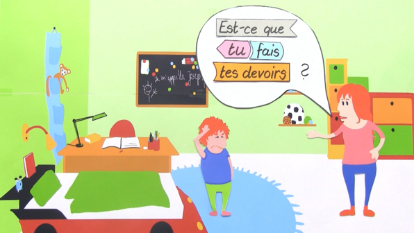 """Est-ce que"" – Fragen stellen"
