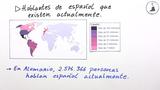 Wo auf der Welt spricht man Spanisch?