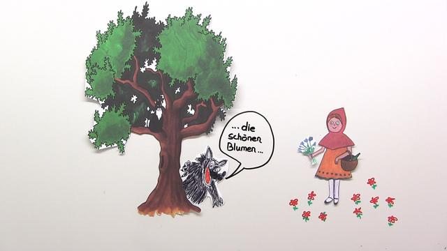 Rotkäppchen (Gebrüder Grimm)