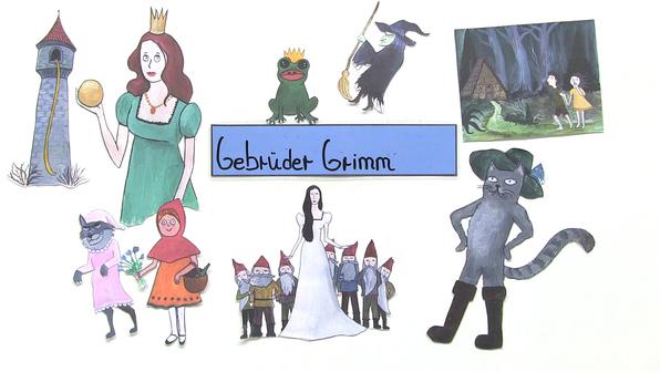 Wer waren die Gebrüder Grimm?
