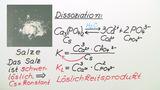 Formulierung von Gleichgewichtsgleichungen (Übungsvideo)