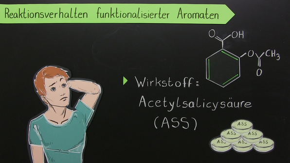 Funktionalisierte Aromaten und ihr Reaktionsverhalten